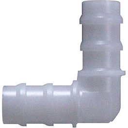Leatt Hydration System Bite Valve with 90-Degree Connector - Leatt SP-1 0.5L Replacement Bladder - 5 Pack