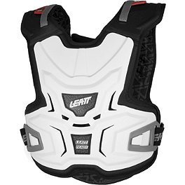 Leatt Junior Adventure Chest Protector - HRP Flak Jak LT-IMS Chest Protector - Youth