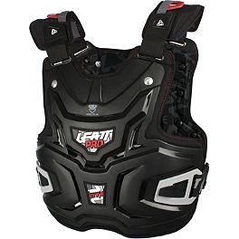 Leatt Pro Lite Chest Protector - Leatt GPX Race Neck Brace