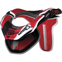 Leatt Factory Graphic Padding Kit - Leatt Neck Brace Low Profile Padding Kit