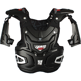 Leatt Pro Chest Protector - Leatt Elbow Guards