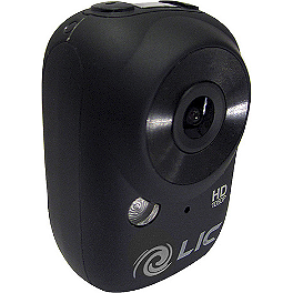 Liquid Image Ego Series 1080P WIFI Camera - Liquid Image EGO Series Flat Adhesive Mount