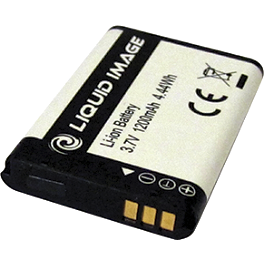 Liquid Image 1200MAh Rechargeable Battery - Liquid Image 10 Degree Camera Wedge