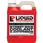 Liquid Performance Street Bike Coolant & Antifreeze - 64oz - Liquid Performance Motorcycle Riding Accessories