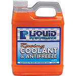 Liquid Performance Racing Coolant & Antifreeze - 64oz - Motorcycle Fluids and Lubricants