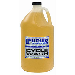 Liquid Performance Cycle Wash - 1 Gallon - Liquid Performance Cycle Wash - 32 oz