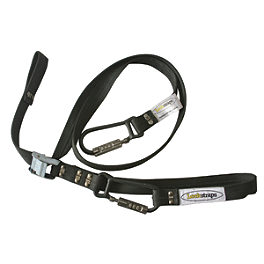 Lockstraps Locking Tie-Down - Pro Taper Tie Downs Black