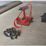 Lock-N-Load Transport System - Dirt Bike Wheel Chocks