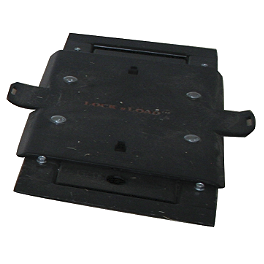 Lock-N-Load Replacement Mounting Plate - 2005 Honda CR85 Framebreaker FVO System