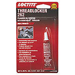 Loctite Red 262 Threadlocker - 6ml - Unbranded Motorcycle Tools and Maintenance