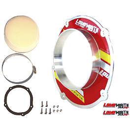 Loudmouth High Performance Air Filter Intake Kit - 2013 Suzuki RMZ250 Moto Tassinari Air4orce Intake System