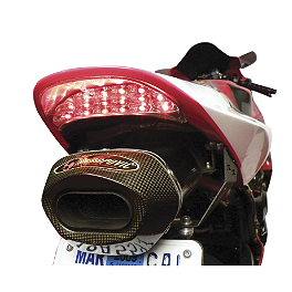 Lockhart Phillips Afterburner LED Blinker Tail Light - 2011 Honda CBR1000RR AKO Racing LED Integrated Tail Light