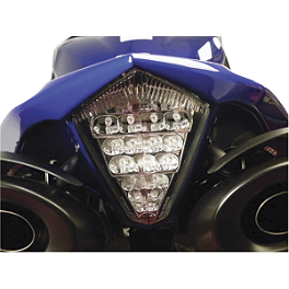 Lockhart Phillips Afterburner LED Blinker Tail Light - 2009 Yamaha YZF - R1 AKO Racing LED Integrated Tail Light