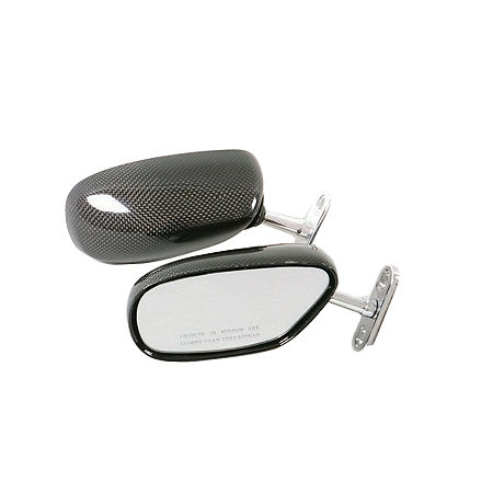 Lockhart Phillips Carbon Mirror - 120mm - Main