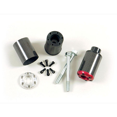 Lockhart Phillips Carbon Fiber Frame Sliders - Main