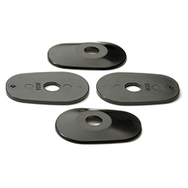 Lockhart Phillips Turn Signal Spacers - 1998 Yamaha YZF - R1 Lockhart Phillips Carbon Inlay Slider Button Screws
