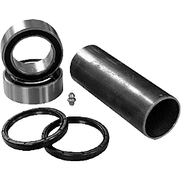 Lonestar Racing Bearing Housing Rebuild Kit - 2012 Honda TRX450R (ELECTRIC START) Lonestar Racing Billet Bearing Housing