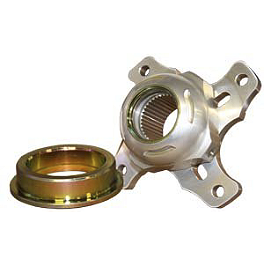 Lonestar Racing Locknut - 2006 Suzuki LT-R450 Lonestar Racing Billet Bearing Housing