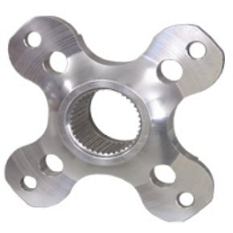 Lonestar Racing Sprocket Hub - 1986 Honda TRX250R Lonestar Racing Locknut