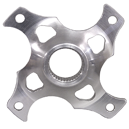Lonestar Racing Sprocket Hub - 2006 Honda TRX450R (KICK START) Lonestar Racing Billet Bearing Housing