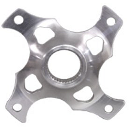 Lonestar Racing Sprocket Hub - Dura Blue Sprocket Hub