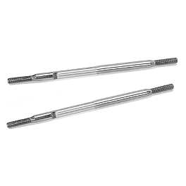 "Lonestar Racing Tie Rod 14"" - Stainless Steel - 1986 Honda TRX250R Lonestar Racing Locknut"