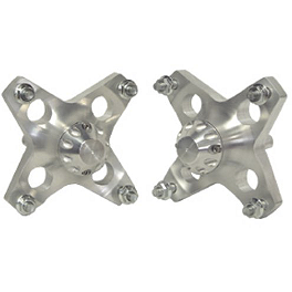 Lonestar Racing Wheel Hubs - Front - 2011 Yamaha RAPTOR 700 Lonestar Racing Billet Bearing Housing