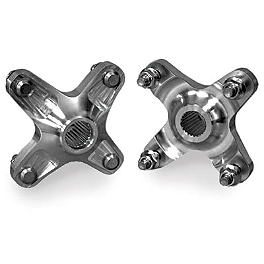Lonestar Racing Wheel Hubs - Rear - 2004 Honda TRX300EX Lonestar Racing Billet Bearing Housing