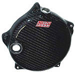 Lightspeed Clutch Cover Wrap - Lightspeed Dirt Bike Products