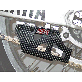 Lightspeed Chain Guide - TM Designworks Rear Chain Slide-N-Guide - Black