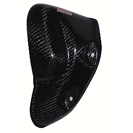 Lightspeed Engine Guard - Right - 2007 Yamaha YZ450F Lightspeed Frame Guards