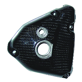 Lightspeed Ignition Cover Wrap - 2005 Honda CRF450R Lightspeed Frame Guards
