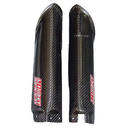 Lightspeed Lower Fork Guards - Main