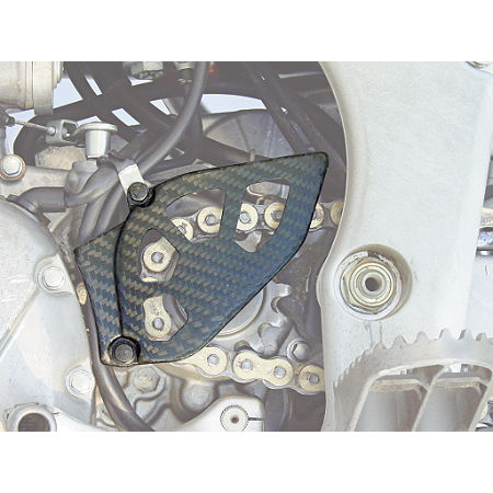 Lightspeed Front Sprocket Cover - Main