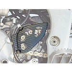 Lightspeed Front Sprocket Cover - Lightspeed Dirt Bike Dirt Bike Parts