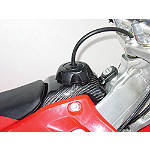 Lightspeed Tank Cover - Lightspeed Dirt Bike Dirt Bike Parts