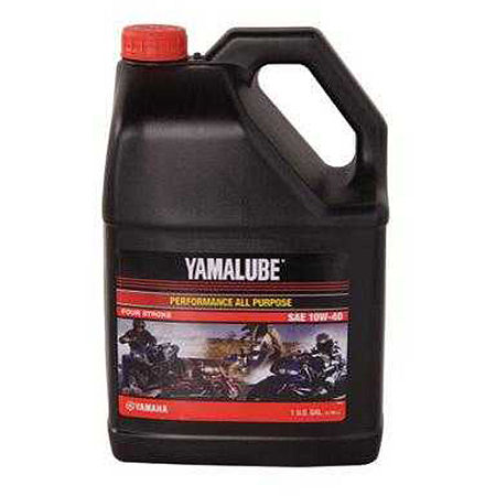Yamalube 10W-40 All Purpose Oil - 1 Gallon - Main