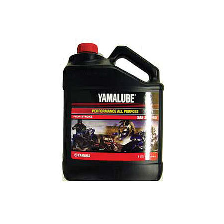 Yamalube 20W-50 All Purpose Oil - 1 Gallon - Main
