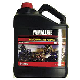 Yamalube 20W-50 All Purpose Oil - 1 Gallon - Yamalube 10W40 All Purpose Oil - 1 Quart