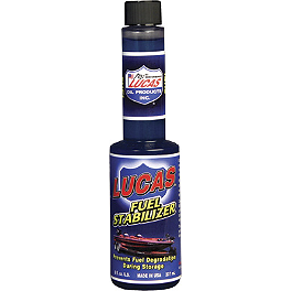 Lucas Oil Fuel Stabilizer - Honda Fuel Stabilizer - 8oz