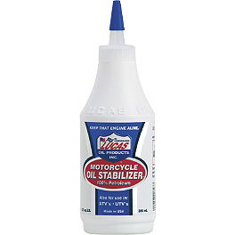 Lucas Oil Stabilizer - Lucas Oil Engine Break-In Oil Additive