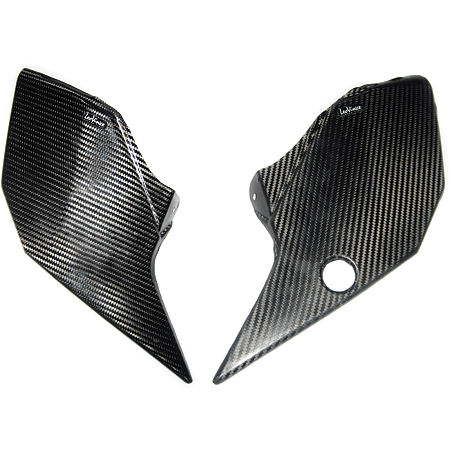 Leo Vince Carbon Fiber Tank Side Cover - Main
