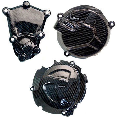 Leo Vince SBK Carbon Fiber 3-Piece Kit - Main