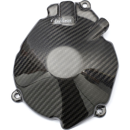 Leo Vince SBK Carbon Fiber Alternator Cover - Main