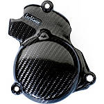 Leo Vince SBK Carbon Fiber Alternator Cover