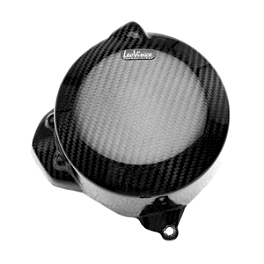 Leo Vince SBK Carbon Fiber Alternator Cover - Braking BY7 Brake Rotor - Front Left