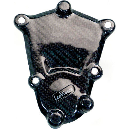 Leo Vince SBK Carbon Fiber Ignition Timing Cover - Main