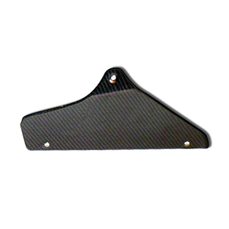 Leo Vince Carbon Fiber Heat Shield For Link Pipe - Main
