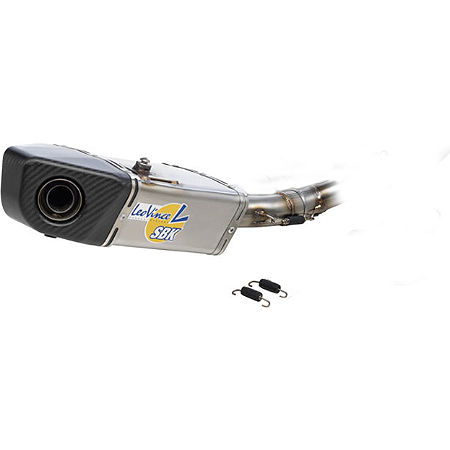 Leo Vince SBK Evo II Underbody Slip-On - Stainless Steel - Main