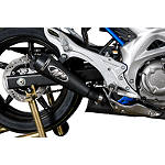 M4 GP Series Slip-On Exhaust - Black - Slip On Motorcycle Exhaust Systems